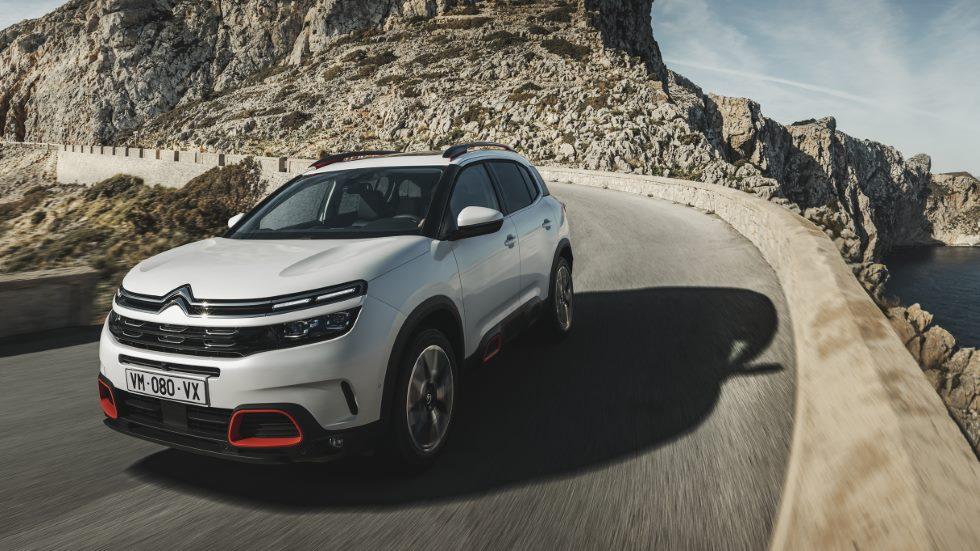 Citroën C5 Aircross: nos subimos al nuevo SUV, una alfombra