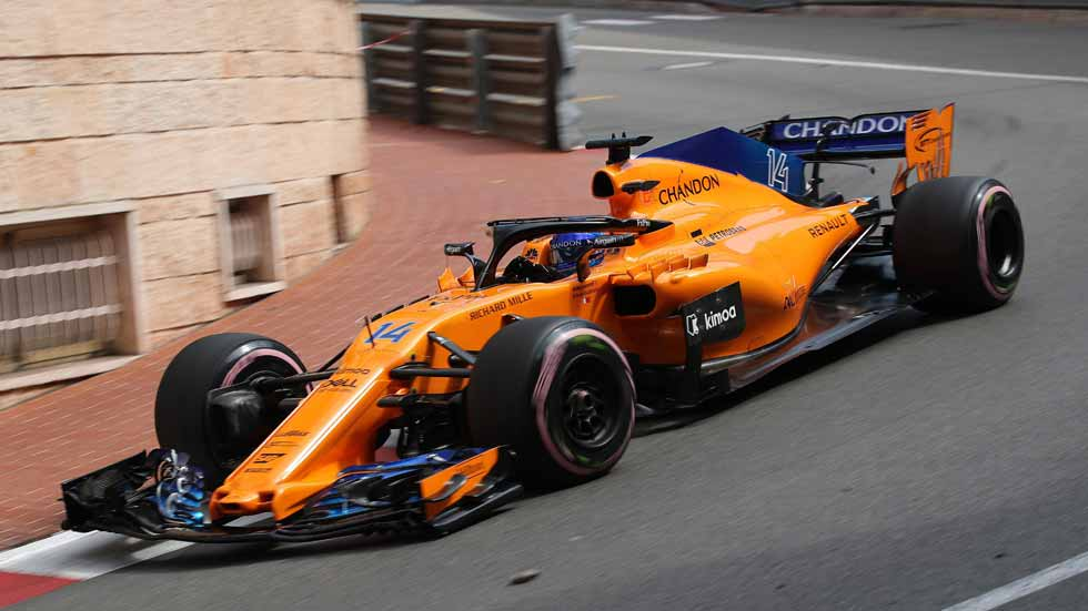 GP de Mónaco de F1: Alonso analiza los entrenamientos y sus opciones en carrera