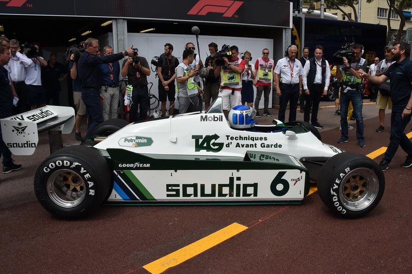 GP de Mónaco de F1: los Rosberg rodaron en Mónaco