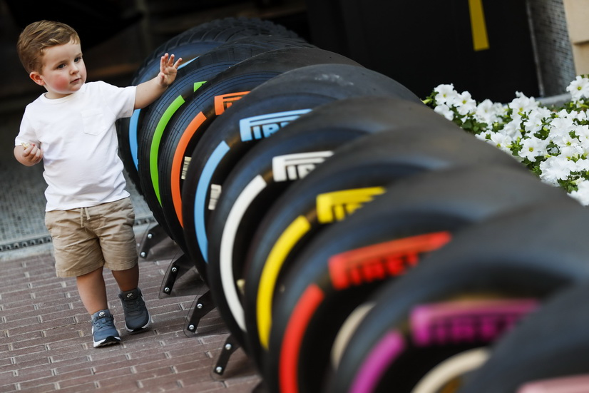 GP de Mónaco de F1: piden a Pirelli que simplifique el nombre de sus compuestos