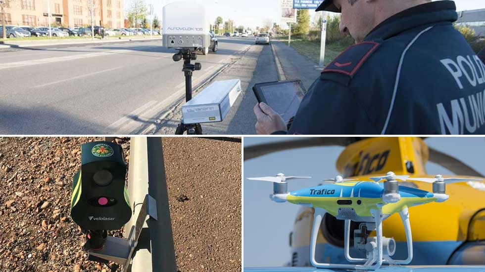 Los nuevos radares ya activos e indetectables de la DGT (Vídeos)