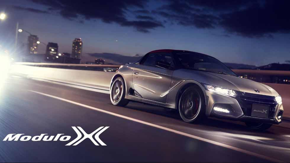 Honda S660 Modulo X: el último juguete deportivo de Honda