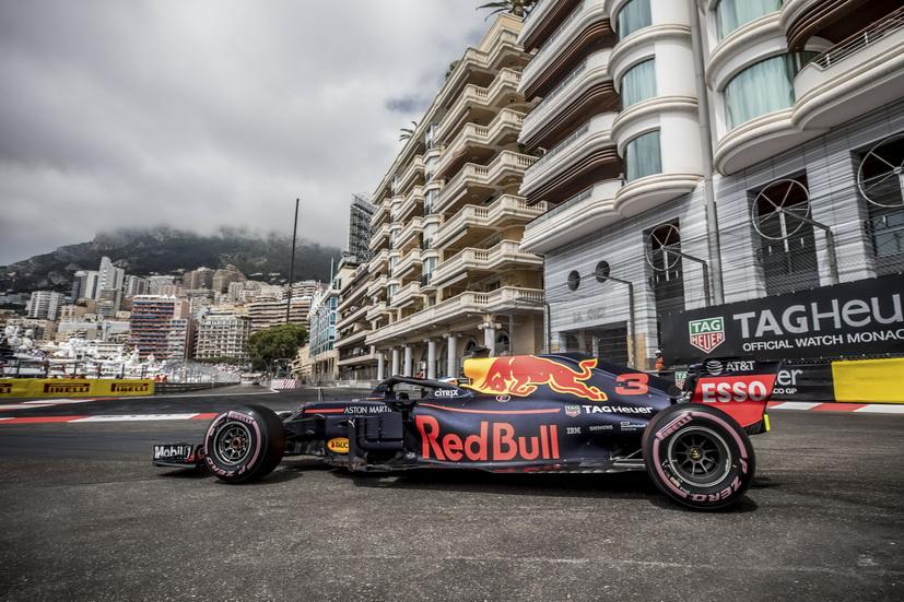 GP de Mónaco de F1 (FP3): récord del circuito para Ricciardo y accidente de Verstappen