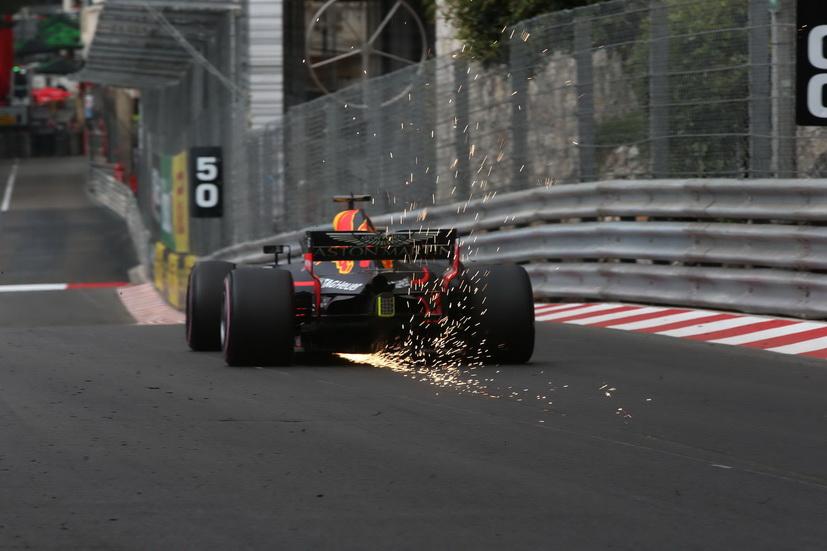 """GP de Mónaco de F1 (Q): Ricciardo, auténtico """"príncipe de Mónaco"""""""