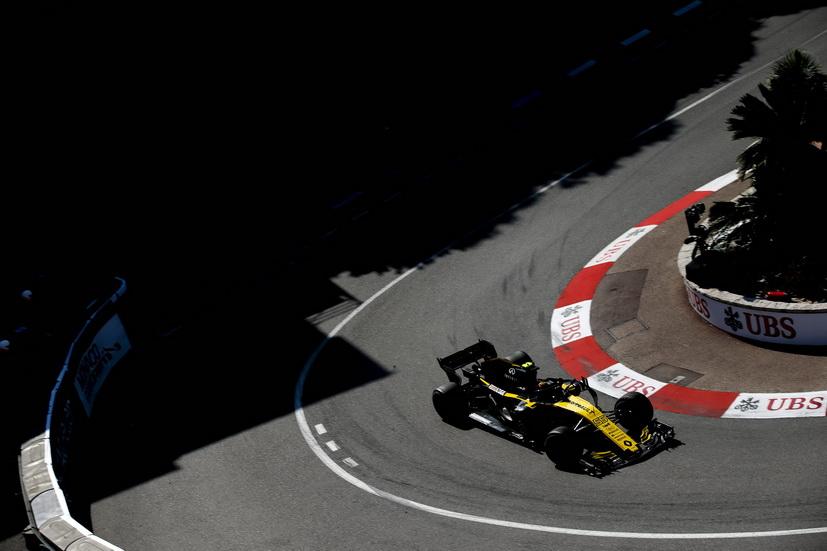 GP de Mónaco de F1: Sainz batió a su compañero y saldrá noveno