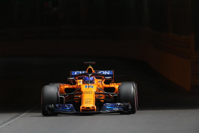 GP de Mónaco de F1: la mejor calificación de Alonso en 2018, séptimo