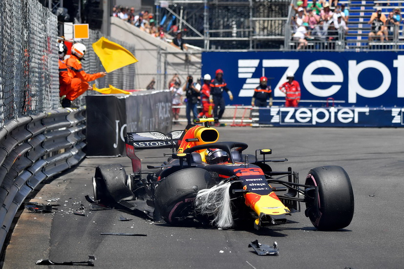 GP de Mónaco de F1: esta es la parrilla de salida