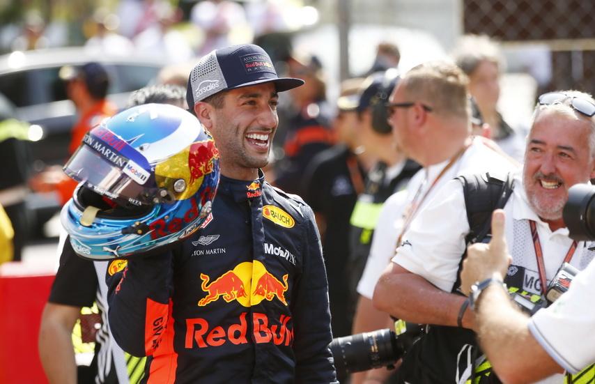 """GP de Mónaco de F1: Ricciardo es ahora el """"rey de Mónaco"""""""