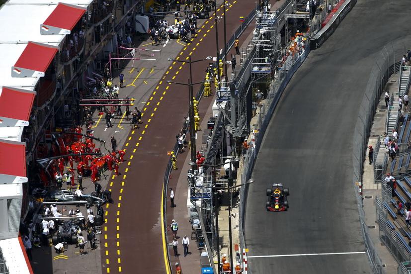 GP de Mónaco de F1: estas son las clasificaciones tras la carrera