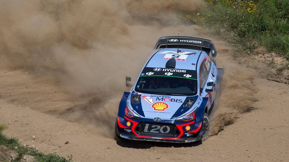 Así va el Mundial de Rallyes: Hyundai y Neuville, al frente (vídeo)
