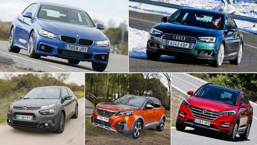 ¿Qué marca de coches comprarías? Esto es lo que opinan los españoles