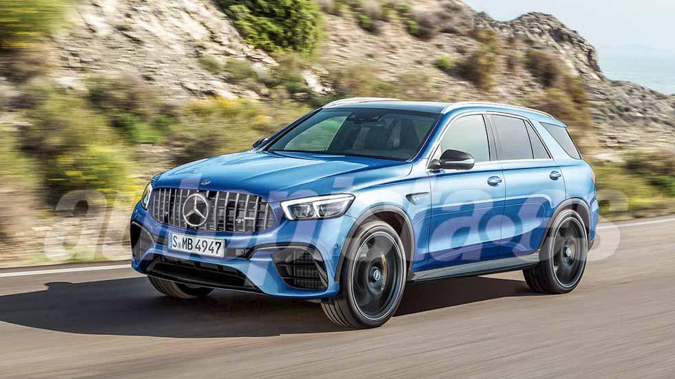 Mercedes GLE 2019: primeros datos e imágenes del renovado gran SUV