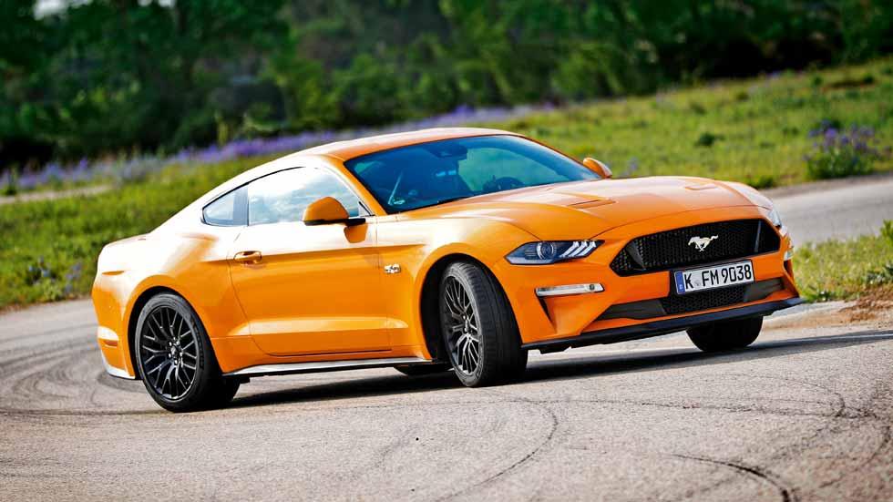 Ford Mustang GT 5.0 V8, a prueba la gran leyenda americana