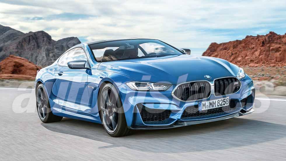 Probamos en exclusiva el BMW Serie 8 Coupé: lujo y dinamismo por doquier