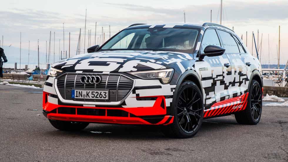 Audi E-tron: así es la aerodinámica del SUV eléctrico más revolucionario