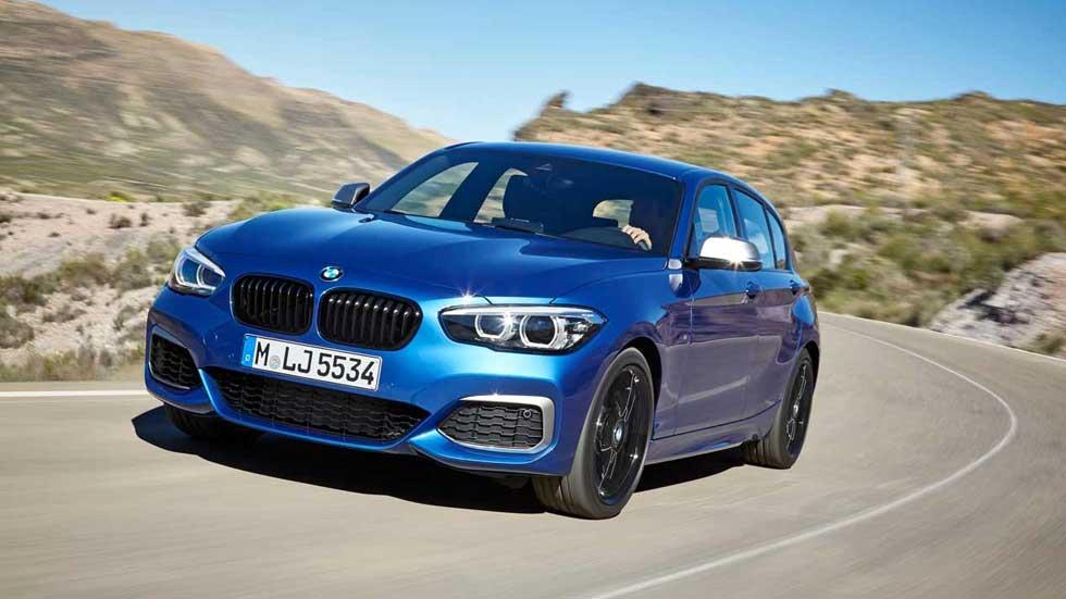 Todo lo nuevo de BMW para el verano: Serie 1, X3, i8 Roadster…