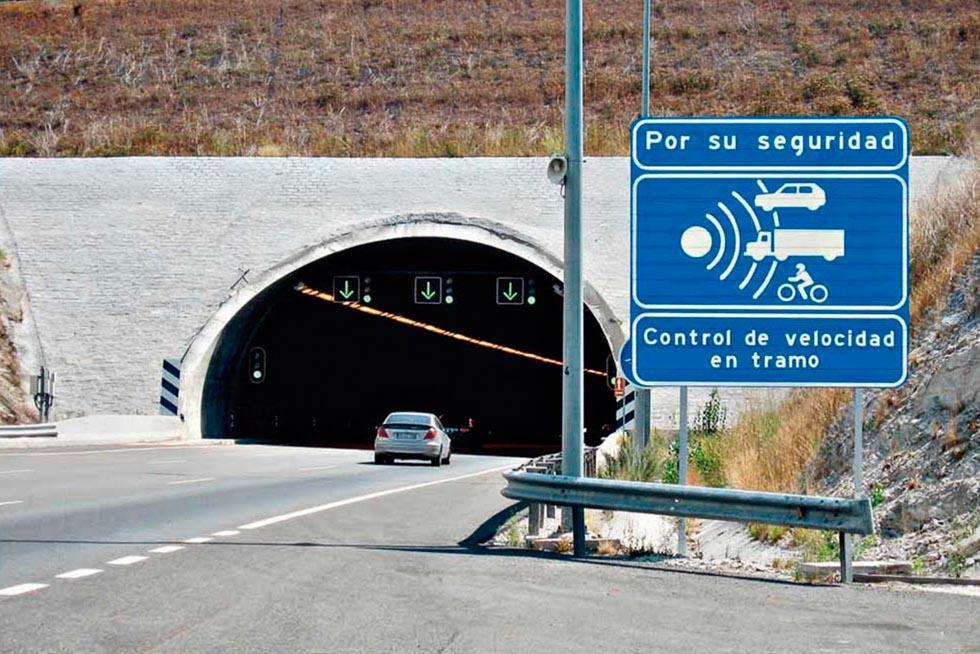 Ya hay en España hasta 50 radares de tramo (lista actualizada)