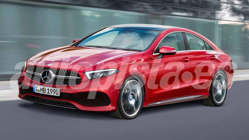 Mercedes CLA 2019: primeros datos e imágenes de la segunda generación