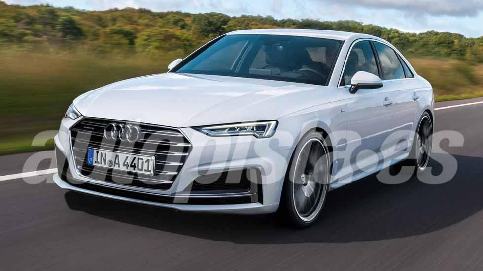 Audi A4 2019, mucho más que un lavado de cara: toda la información