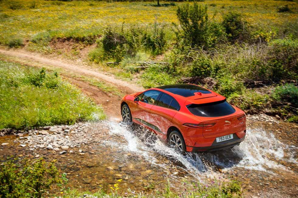 A prueba el Jaguar i-Pace: el anti Tesla definitivo, en formato de SUV eléctrico