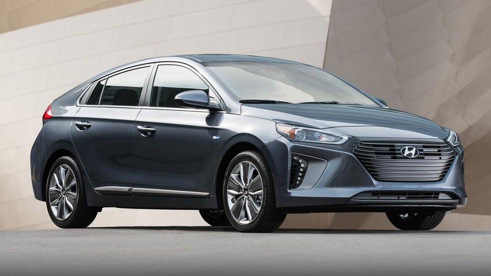 Hyundai Ioniq 2019, novedades tecnológicas para toda su gama