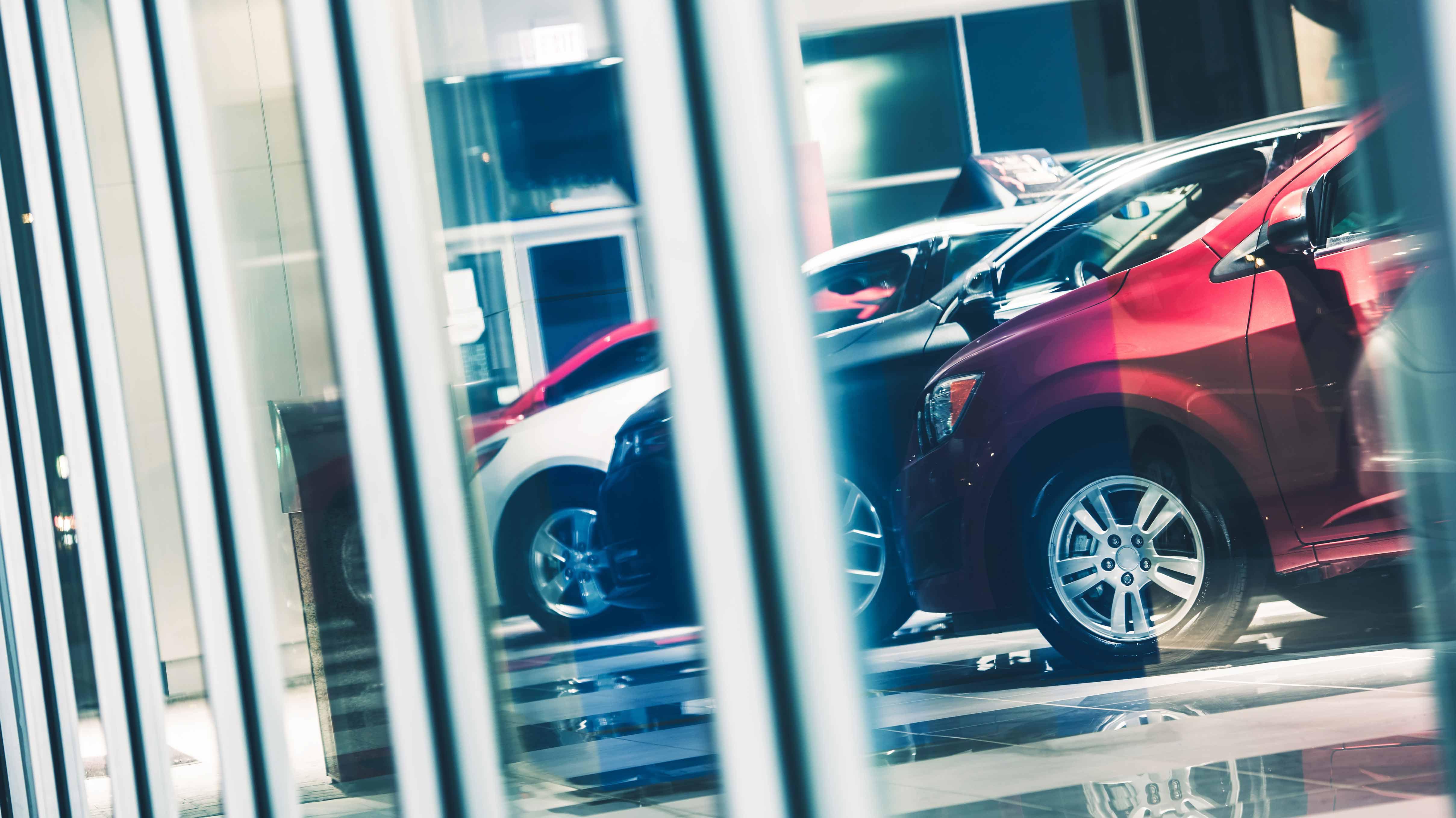 Las ventas de coches crecen en mayo un 7,2 por ciento