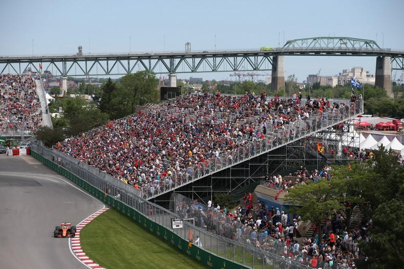 Vuelve la Fórmula 1: próxima parada, el GP de Canadá