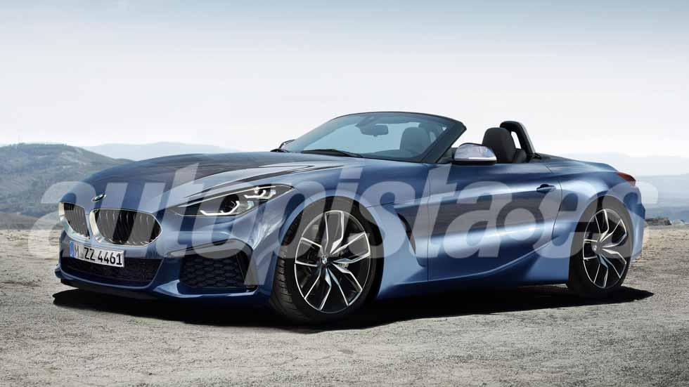 BMW Z4 2019: primeros datos, vídeo y fotos oficiales
