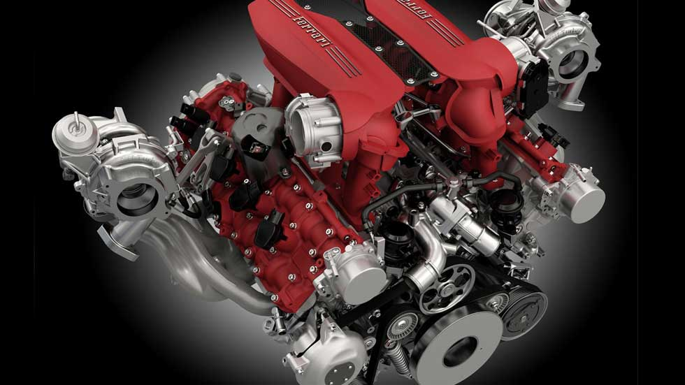 Los mejores motores del año 2018: Ferrari, el gran vencedor