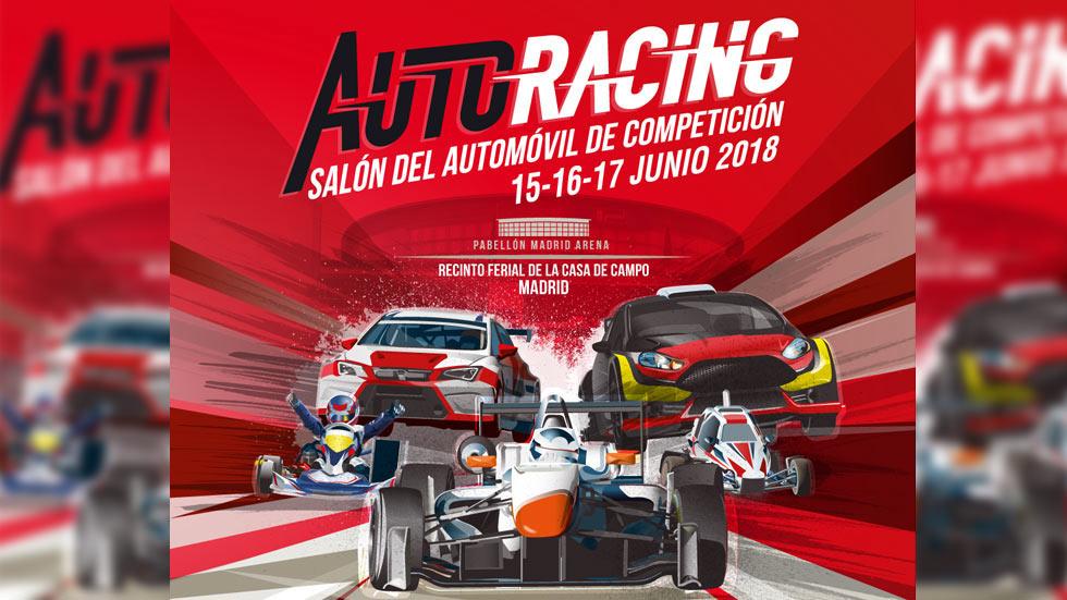 AutoRacing Madrid: el Salón del Automóvil de Competición, muy cerca