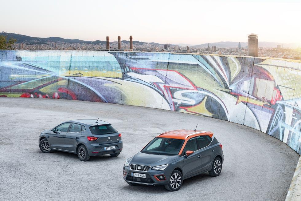 Seat Ibiza y Seat Arona Beats: ahora, mucho más equipados y exclusivos