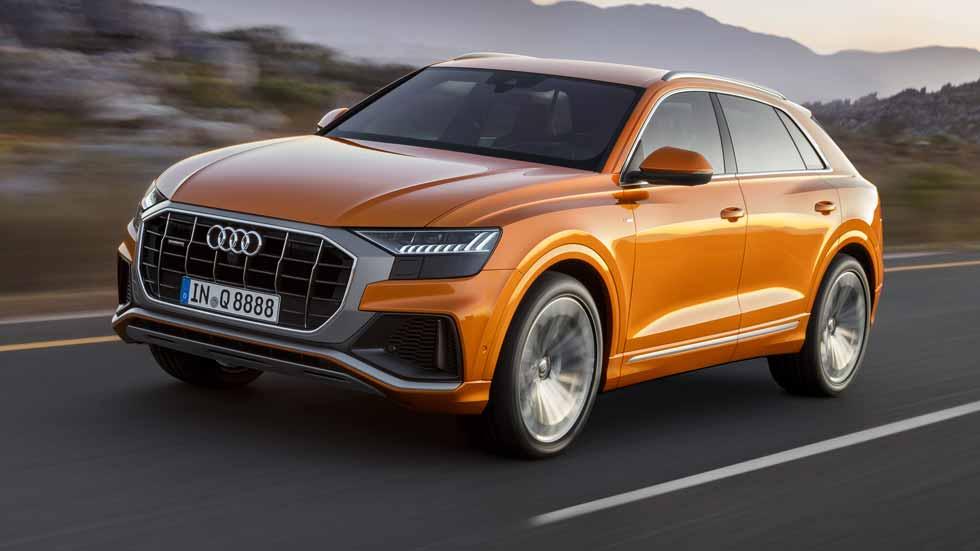Audi Q8: todos los datos y fotos oficiales del nuevo gran SUV