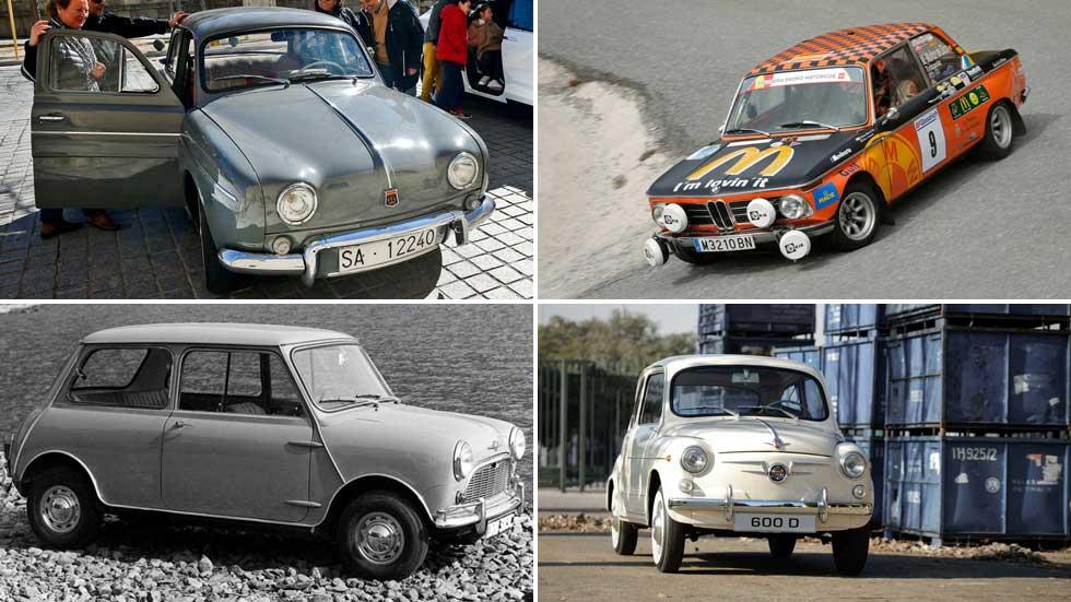 Cinco coches de los años 60 que puedes comprar con 10.000 euros