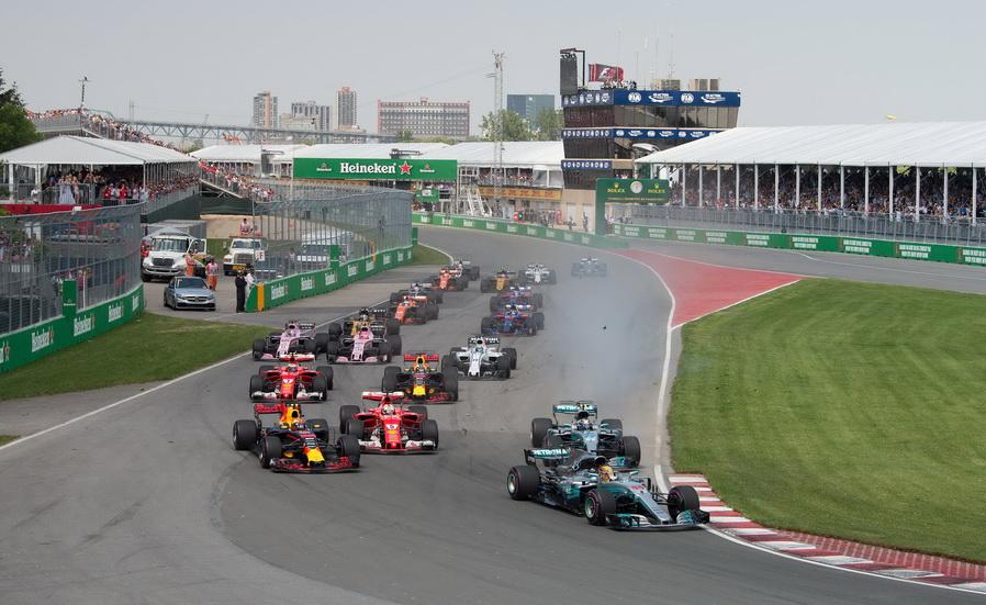 GP de Canadá de F1: los horarios de este fin de semana