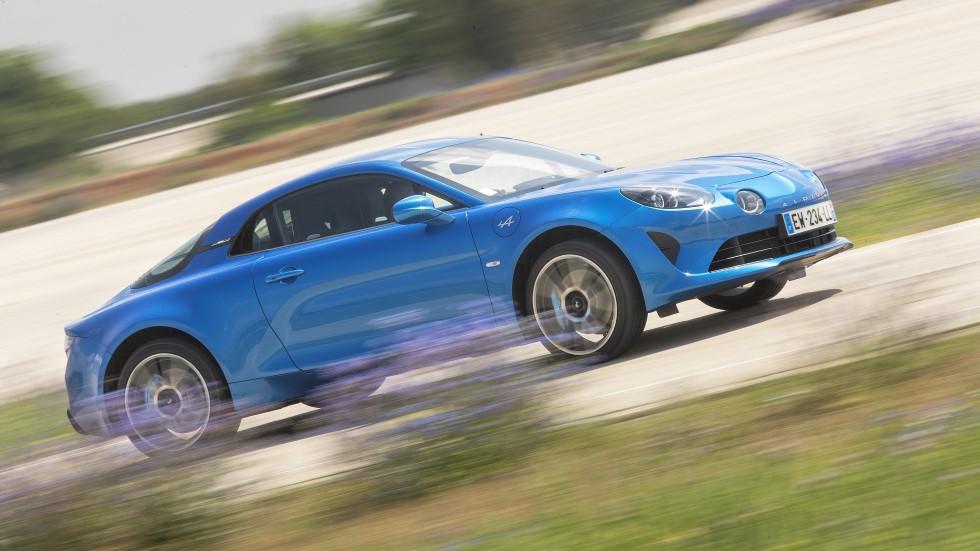 Alpine A110 First Edition: opiniones y consumo real del nuevo deportivo