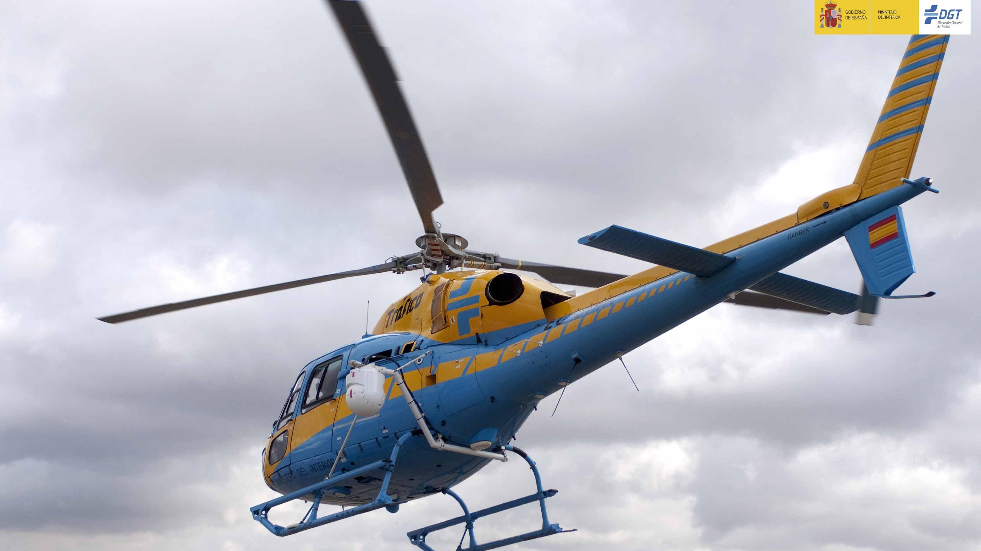 5 años del radar de helicóptero Pegasus: así multa (vídeo)