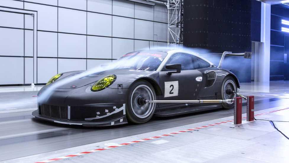Porsche 911 RSR: todo lo que no sabías del nueveonce de Le Mans