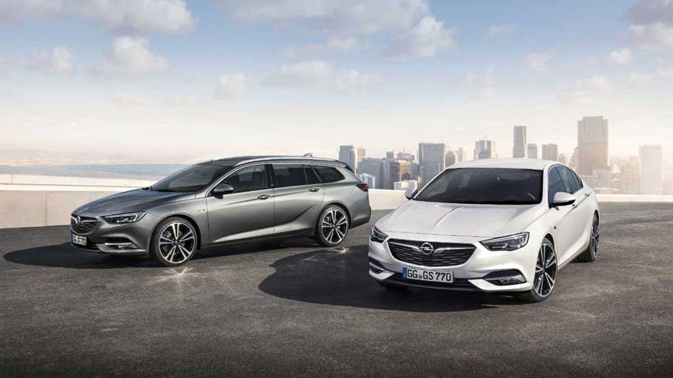 Opel Insignia 2019: con la última tecnología en conectividad y multimedia