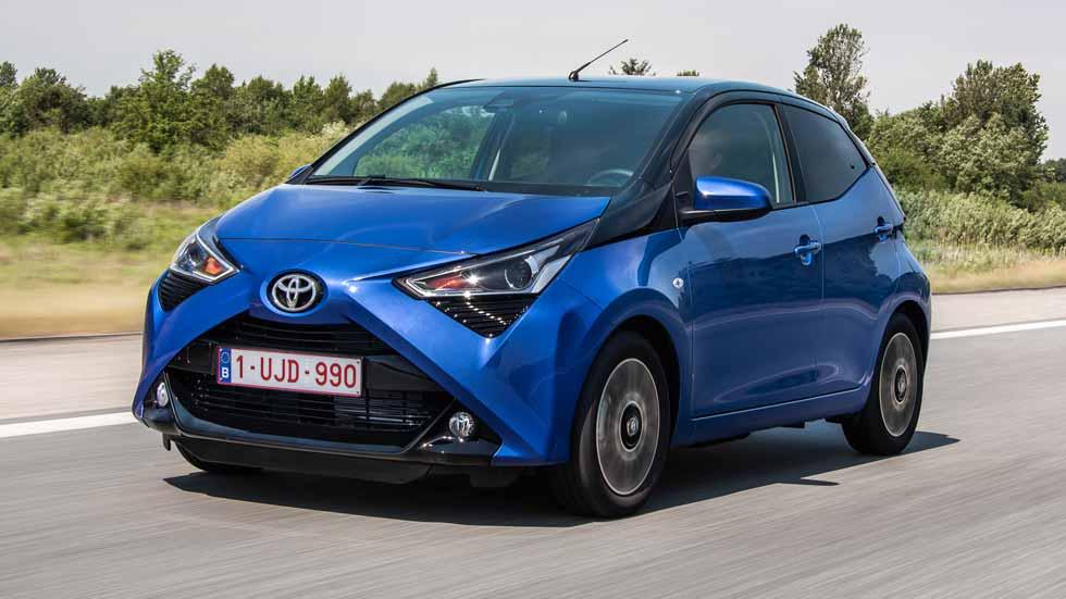 Toyota Aygo 2018: precios, prueba y equipamiento para España