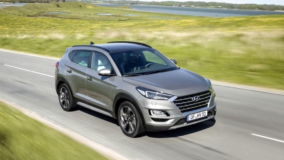 Hyundai Tucson 2019: el nuevo SUV, también con versión micro-híbrida Diesel