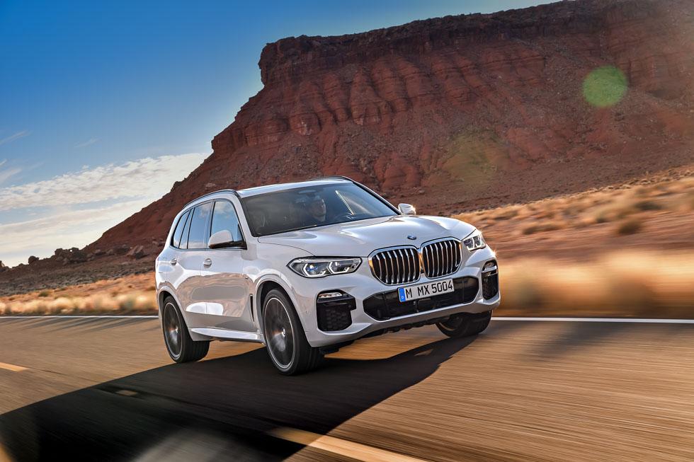 BMW X5 2019: datos e imágenes oficiales del nuevo SUV deportivo de lujo
