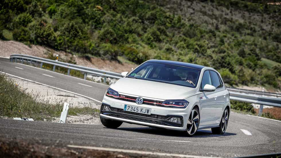 A prueba el Volkswagen Polo GTI: el Golf GTI, más cerca