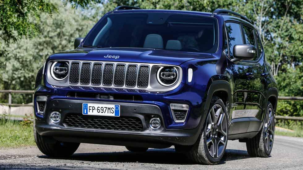 Jeep Renegade 2019: novedades mecánicas para el SUV urbano