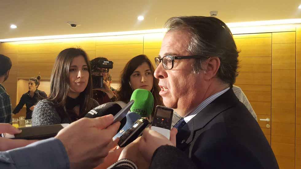 Gregorio Serrano tendrá que dejar la DGT y de momento no hay sustituto