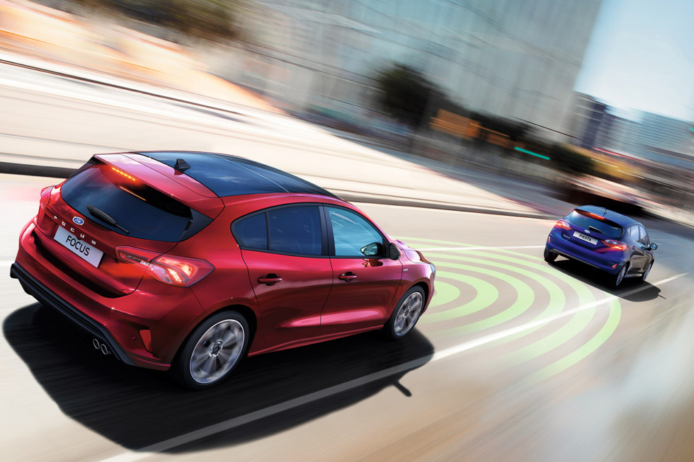 Ford Focus: tecnología del futuro, hoy al alcance de todos