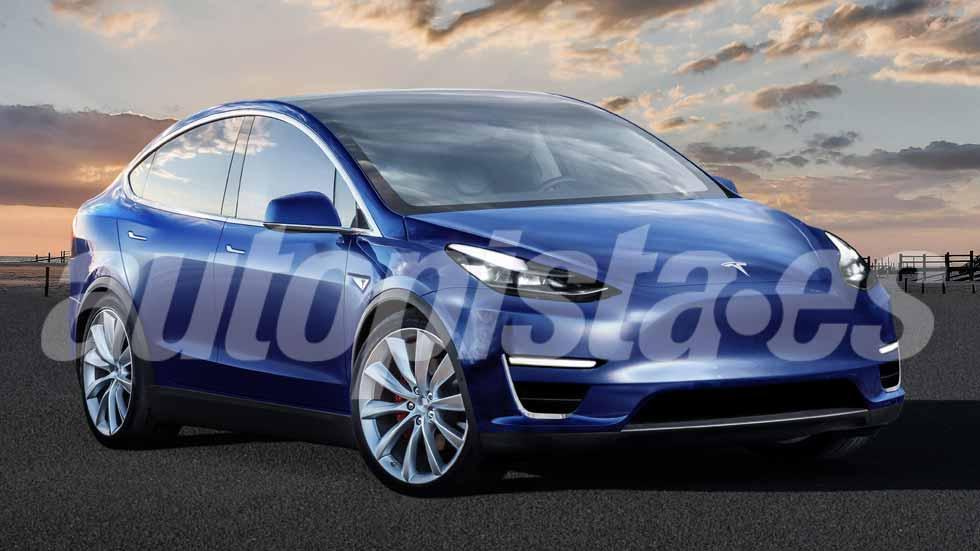 Tesla Model Y 2019: nuevos datos y fotos del SUV eléctrico compacto