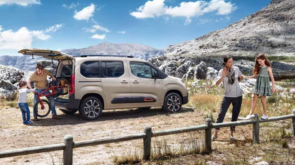 Citroën Berlingo: a la venta su 3ª generación y la Serie Limitada Top 1