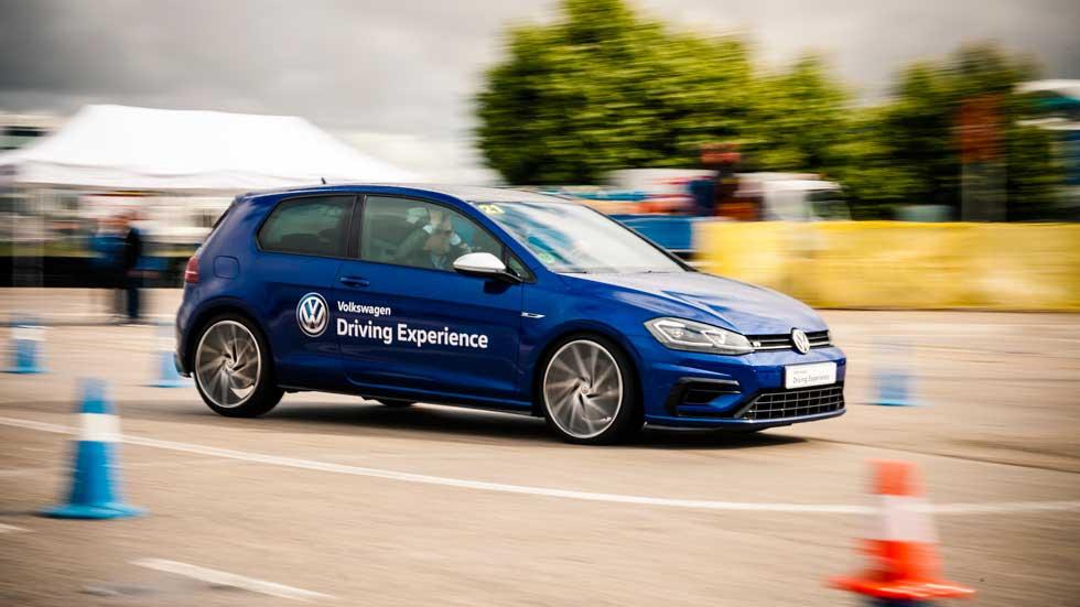 Volkswagen Driving Experience, 15 años perfeccionando la conducción