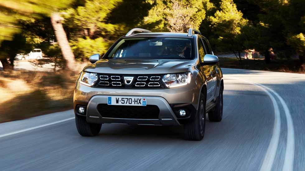 Dacia Duster 2018: nuevos motores Diesel Blue dCi más eficientes y potentes