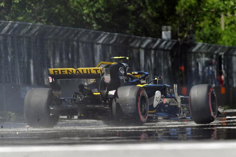 GP de Canadá de F1: accidente de Carlos Sainz en la FP2